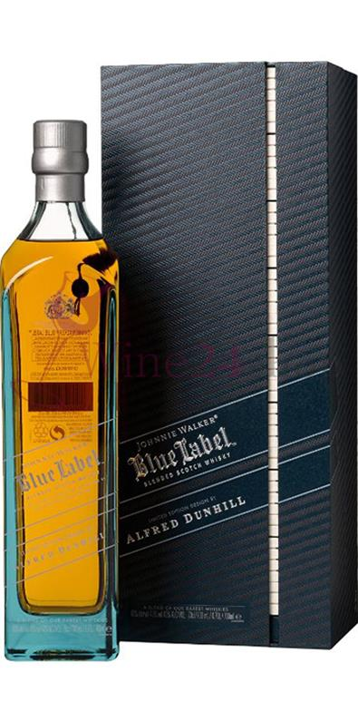 Johnnie Walker Blue Label Dunhill Limited Edition